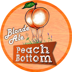 Peach Bottom Blonde Ale
