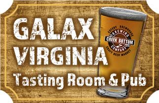 Galax, VA Brewery Restaurant