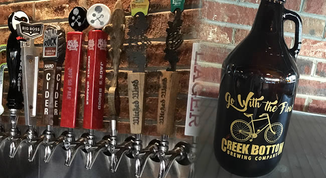 10% OFF Growler Fills