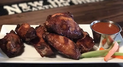 Wing Night & $2.50 Domestics!