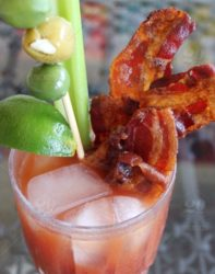 Sunday Bloody Mary Bar & Brunch at Big Bottom!
