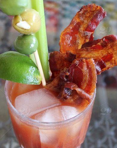 Sunday Bloody Mary Bar & Brunch at Big Bottom!