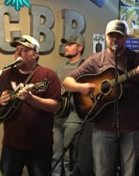 Bluegrass Night with The Creek Bottom Boys