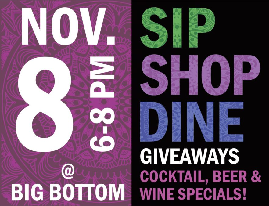 Sip Shop & Dine