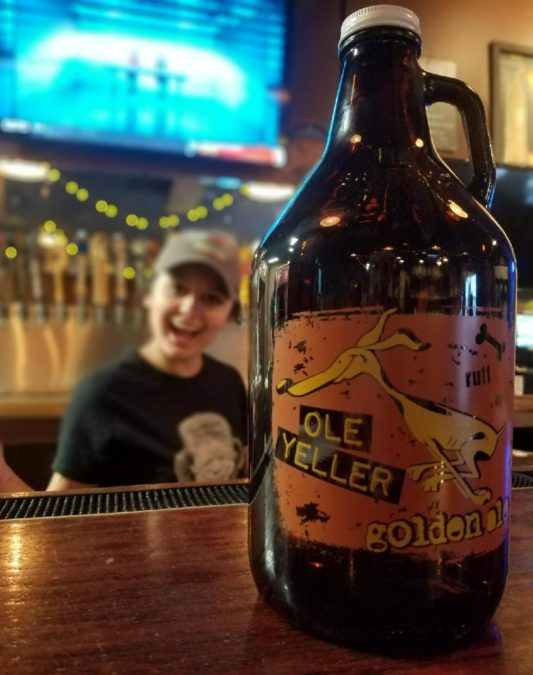 Growlers In The House!