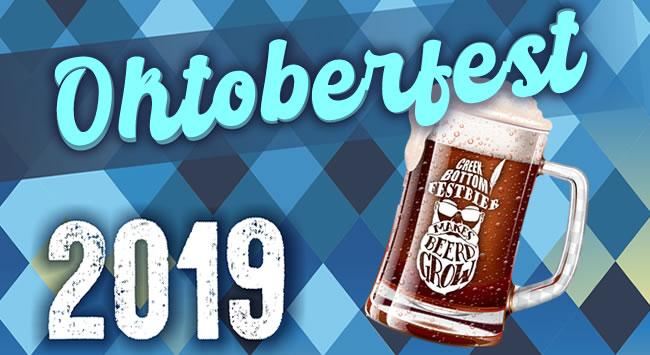 Oktoberfest Kickoff Party