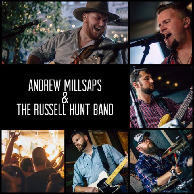 Andrew Millsaps & The Russell Hunt Band