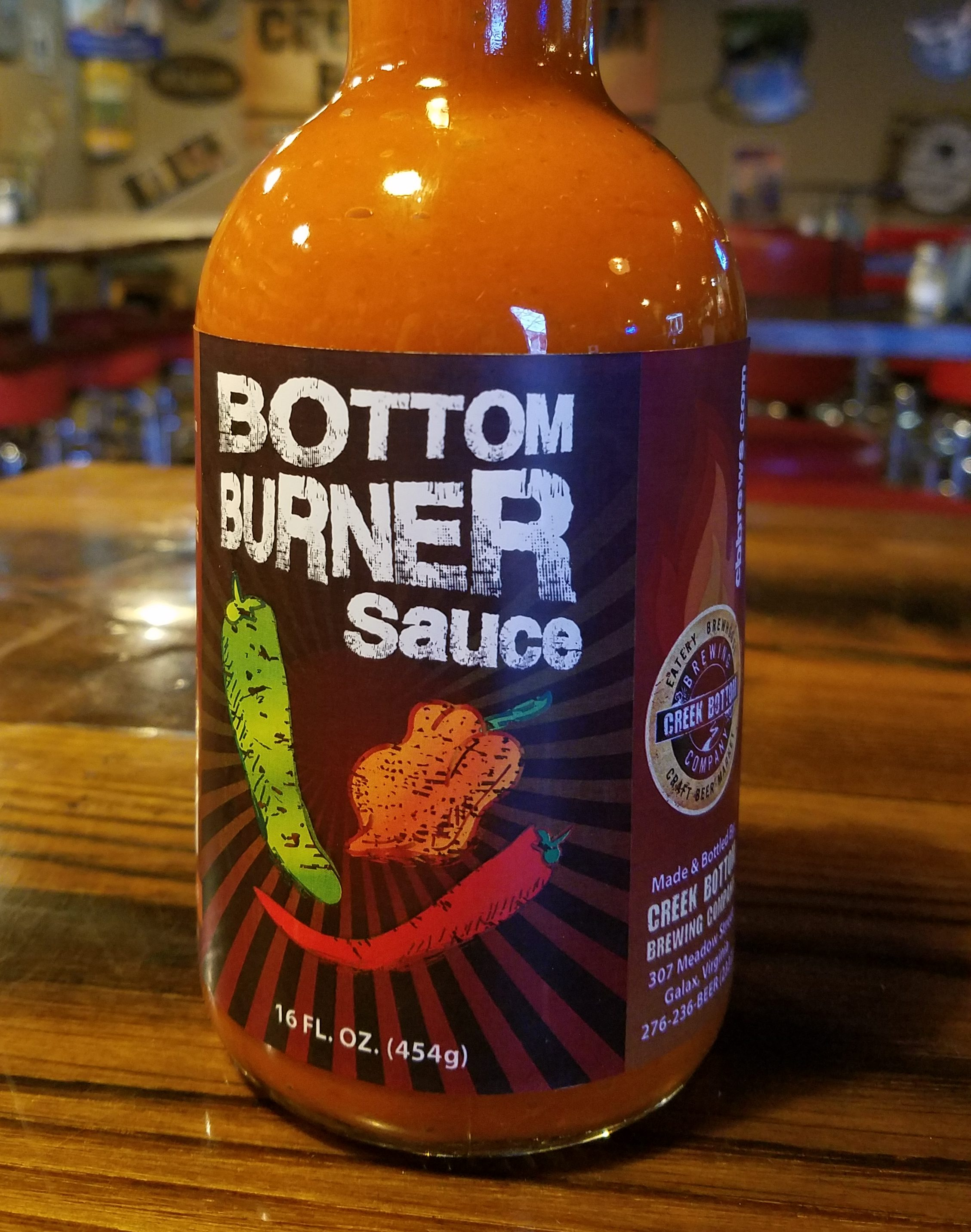 Burner Sauce Bottles On Sale!