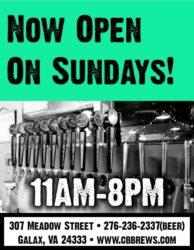 Now Open On Sundays!