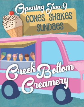 Ice Cream Truck at CBB!